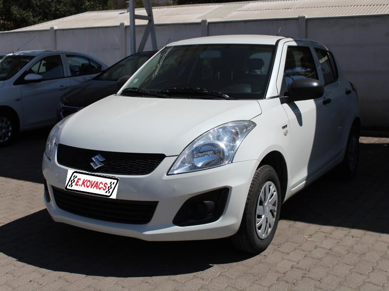 Autos Kovacs Suzuki Swift ga 1.2 2017
