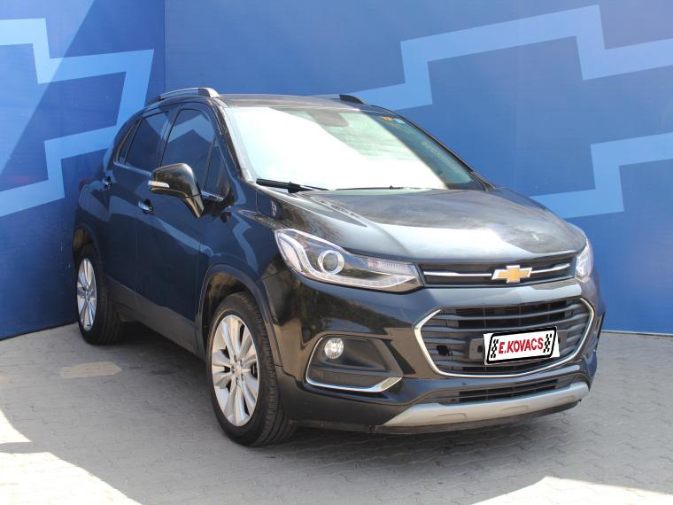 chevrolet tracker awd 1.8 aut