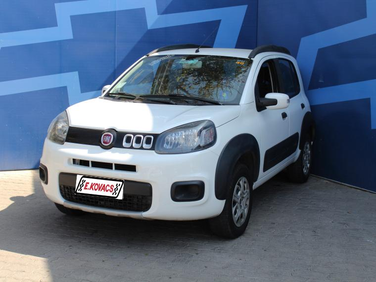 Autos Kovacs Fiat Uno way evomec 1.4 4x2 way evo 2016