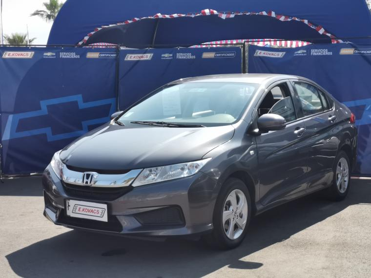 Autos Kovacs Honda City aut 1.5 4x2 at 2017