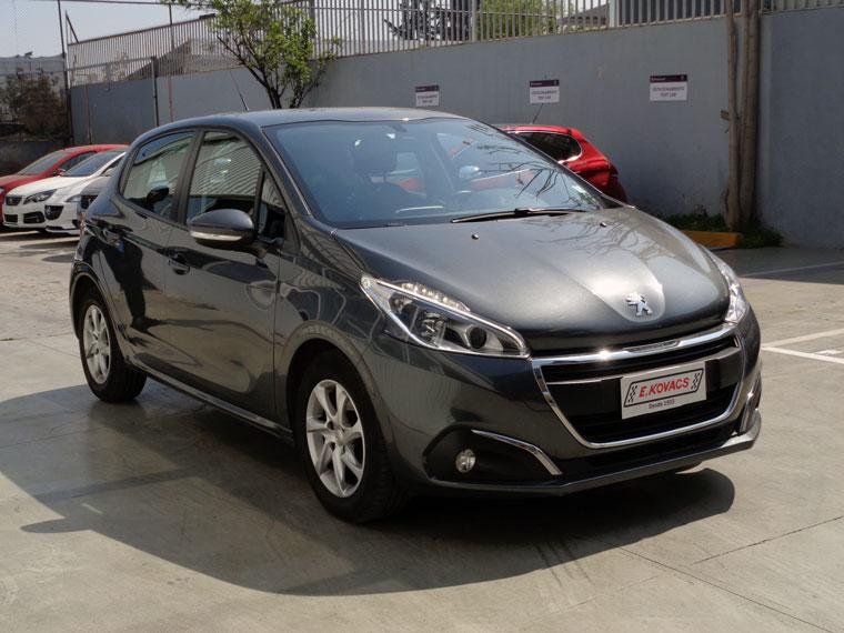 peugeot 208 208 active pack hdi 92hp 1.6 mt