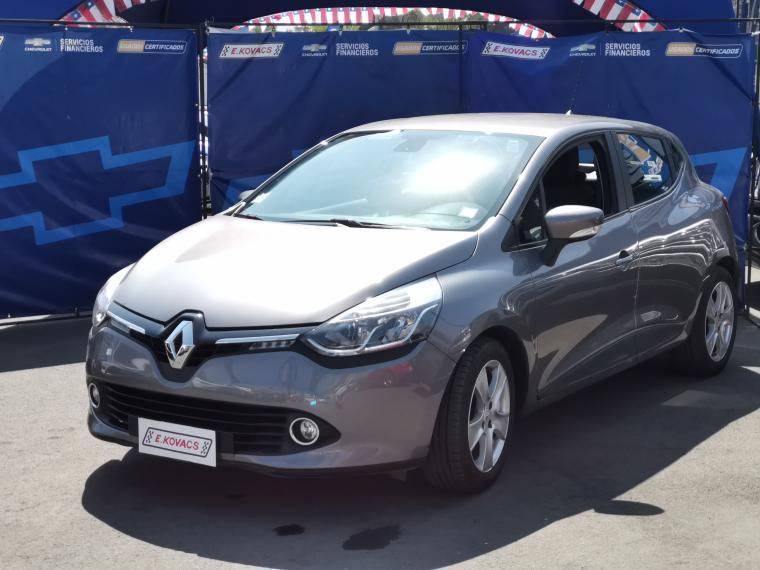 Autos Kovacs Renault Clio iv expression 1.2 mt 2016