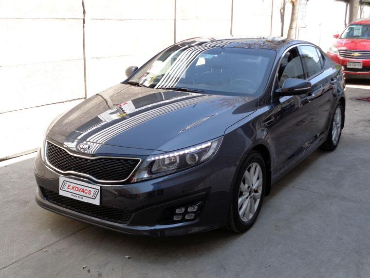 Autos Kovacs Kia Optima optima ex 2.0 at 2014