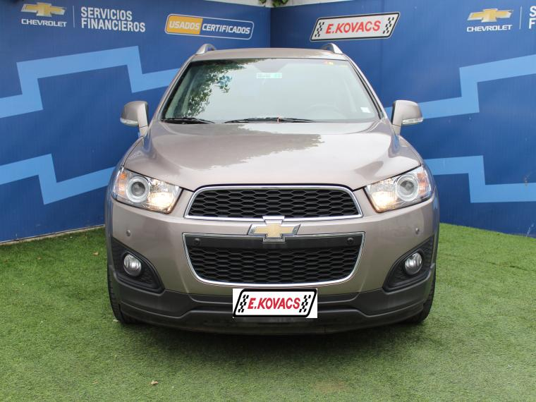 chevrolet captiva lt full awd 2.2   at at