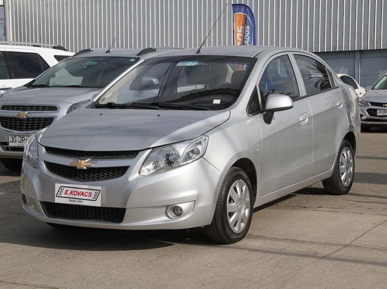 Autos Kovacs Chevrolet Sail ii lt 1.4 2013