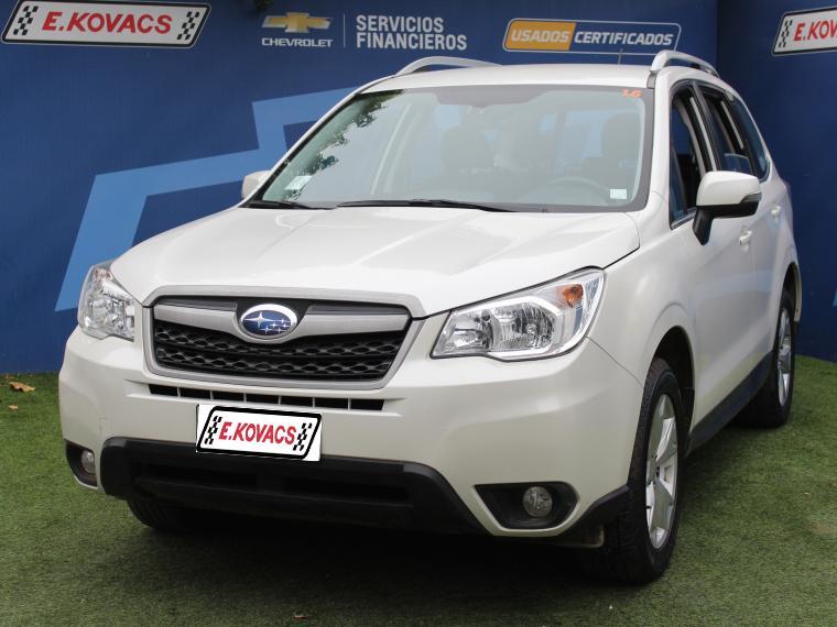 Camionetas Kovacs Subaru Forester aut 2.0 4x4 xs cvt 2 2015