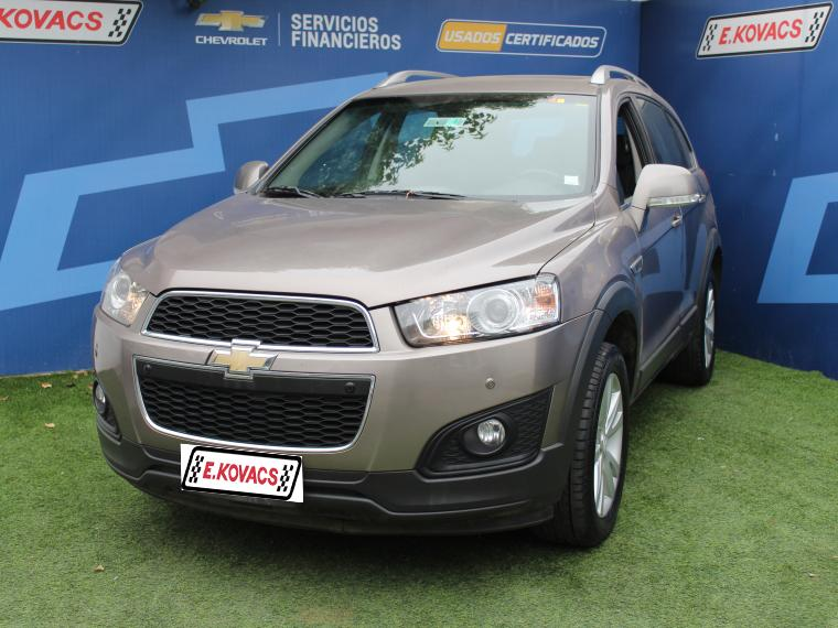 Camionetas Kovacs Chevrolet Captiva lt full awd 2.2   at at 2016