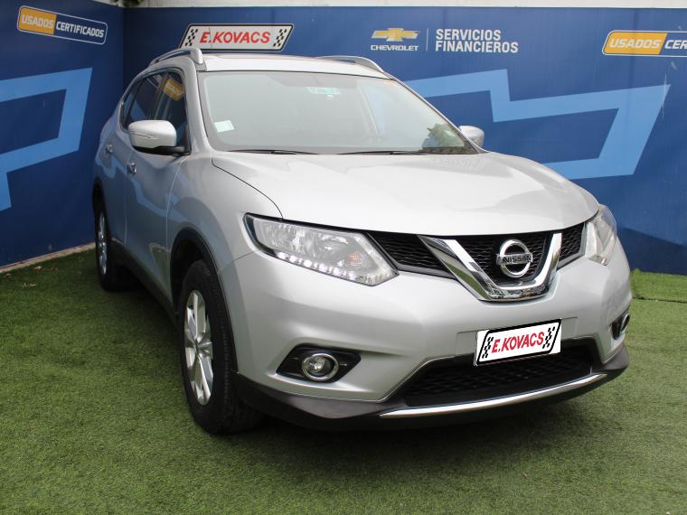 nissan x-trail advance cvt