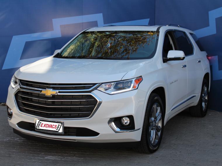 Camionetas Kovacs Chevrolet Traverse premier awd 3.6 2019
