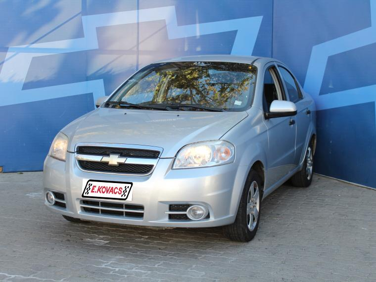 Autos Kovacs Chevrolet Aveo sedan lt nb 1.4 2011