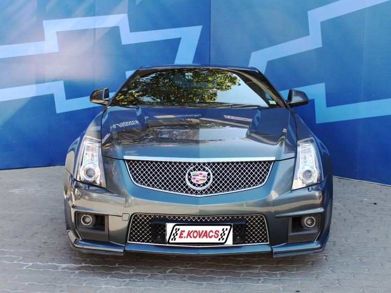 cadillac cts v.coupe 6.2