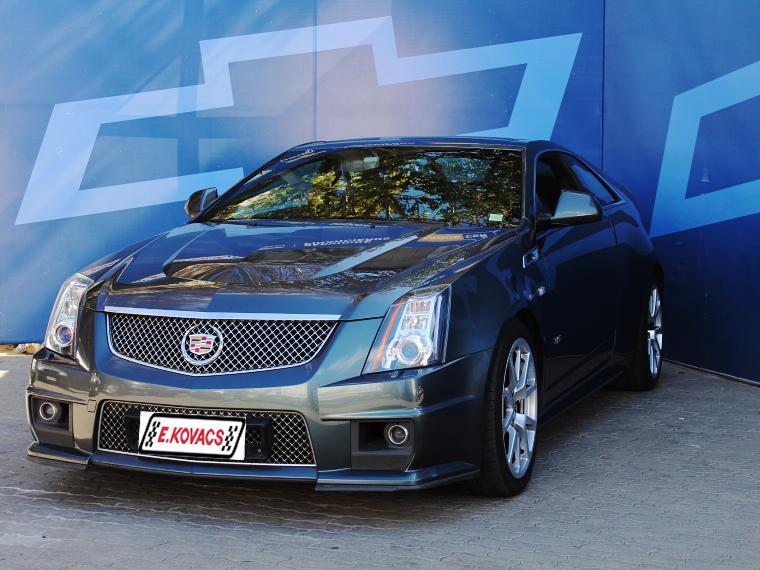 Autos Kovacs Cadillac Cts v coupe 6.2 2012