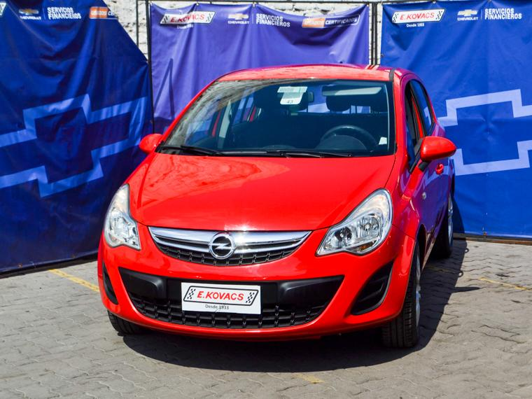 Autos Kovacs Opel Corsa enjoy hb 1.4 mec ac 2013
