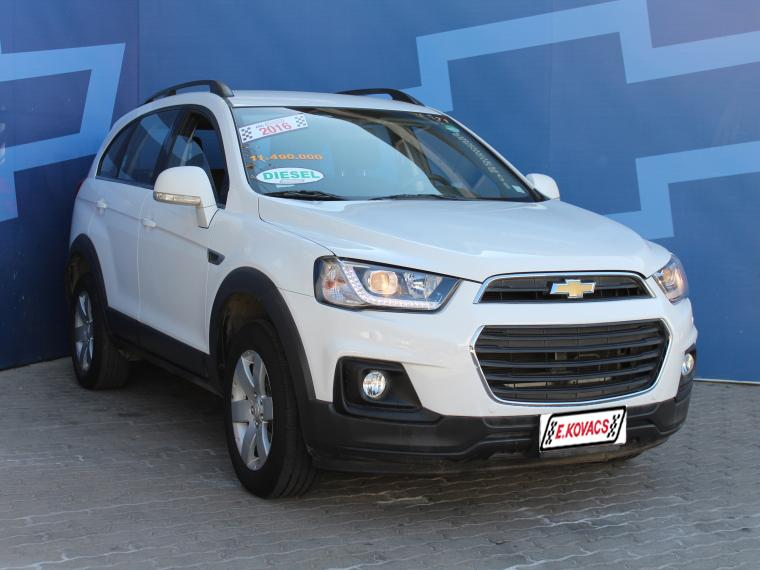 chevrolet captiva ls 2.2