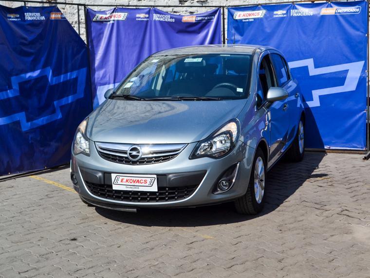Autos Kovacs Opel Corsa enjoy hb mec ac 2015