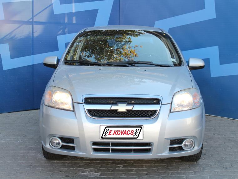 chevrolet aveo sedan lt nb 1.4