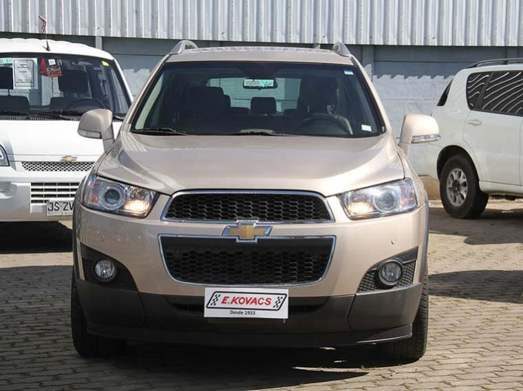chevrolet captiva iii lt full awd 2.4