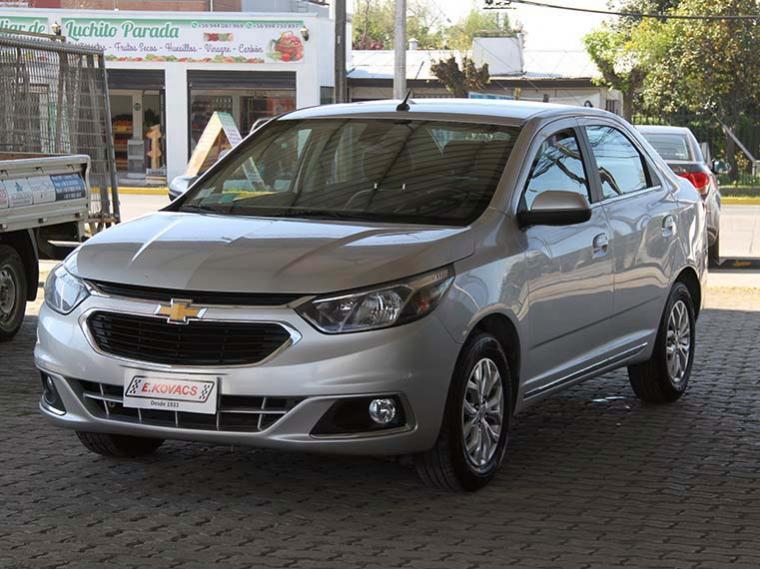 Furgones Kovacs Chevrolet Cobalt 1.8 ltz mt 2018