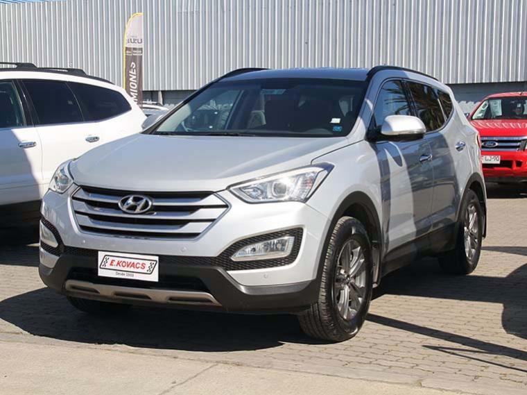 Camionetas Kovacs Hyundai Santa-fe gls 2.4 2015