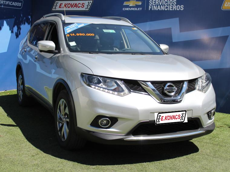 nissan x-trail exclusive cvw 4wd