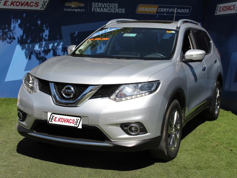 Camionetas Kovacs Nissan X-trail exclusive cvw 4wd 2017