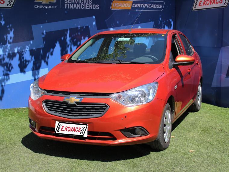 Autos Kovacs Chevrolet Sail 1.5 2017