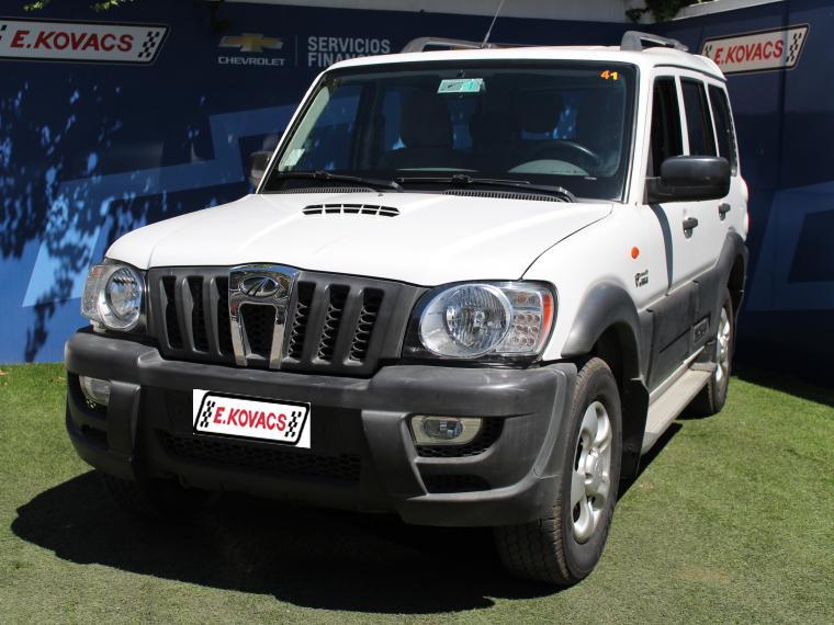 Camionetas Kovacs Mahindra Scorpio mec 2.2 4x2 2.2 2015
