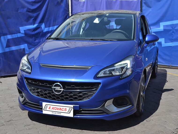 Autos Kovacs Opel Corsa opc 1.6 hb mec ac 2017