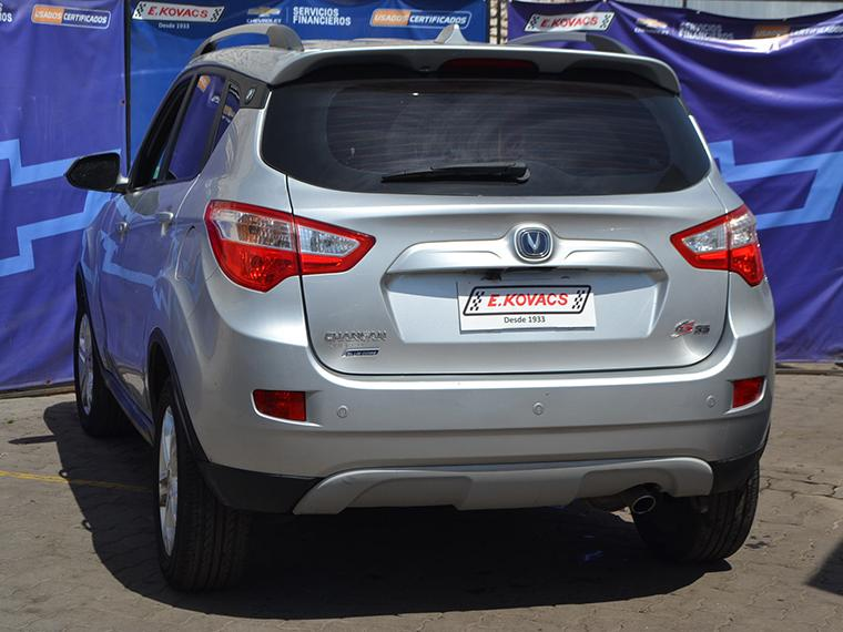 changan cs35 1.6  ac mec