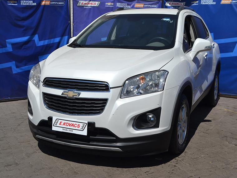 Camionetas Kovacs Chevrolet Tracker lt 1.8 at ac 2014