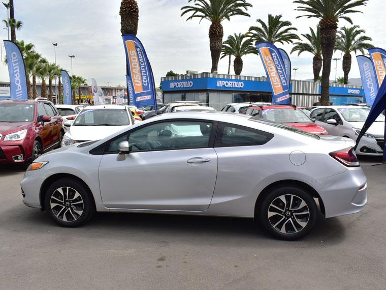 honda civic coupe ex 1.8 autaut