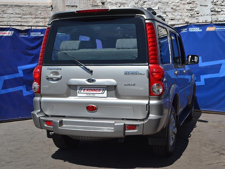 mahindra scorpio new 2.2 mec ac