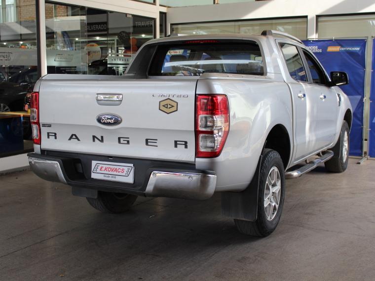 ford ranger new ltd  2.5