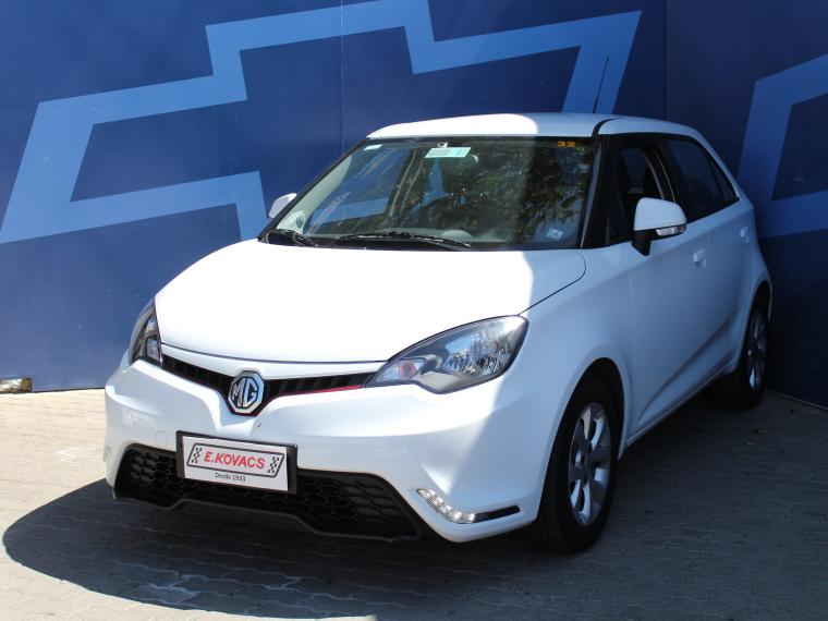 Autos Kovacs Mg 3 1.5 2018