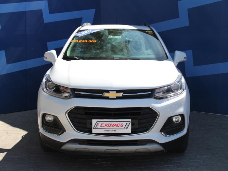 chevrolet tracker lt awd 1.8