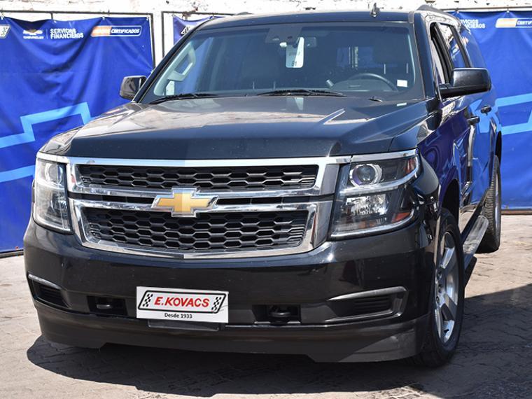 Autos Kovacs Chevrolet Suburban lt 5.3 at ac 2015