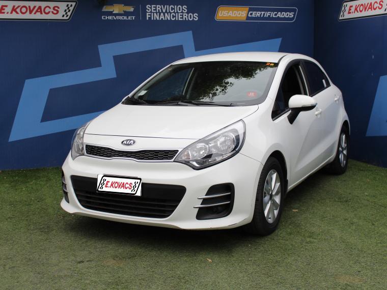 Autos Kovacs Kia Rio 5 ex 1.4 2016