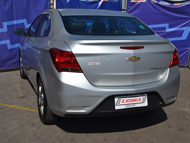chevrolet prisma ltz 1.4 at ac