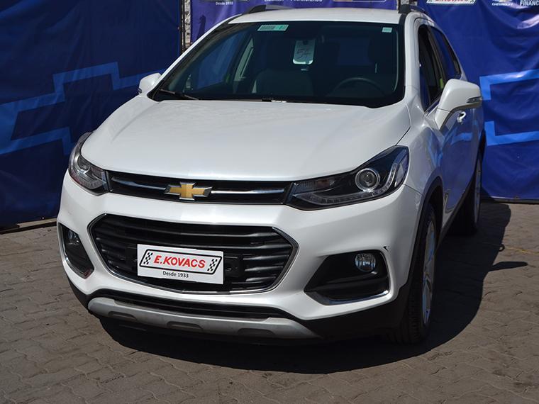 Camionetas Kovacs Chevrolet Tracker lt 1.8 ac mec 2018