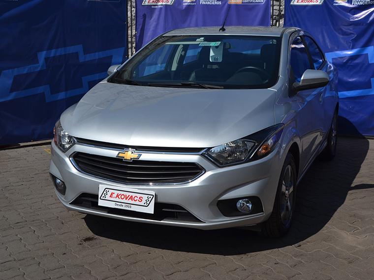 Furgones Kovacs Chevrolet Prisma ltz 1.4 at ac 2017