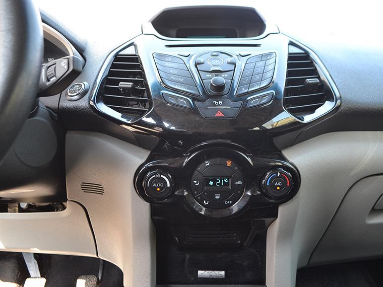 ford ecosport 1.6 ac mec