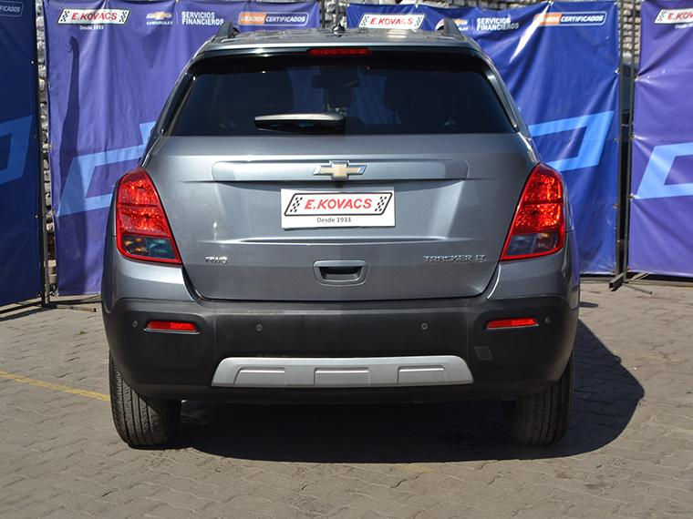 chevrolet tracker lt at ac 1.8