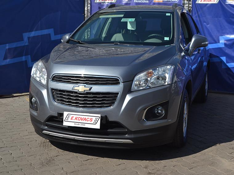 Camionetas Kovacs Chevrolet Tracker lt at ac 1.8 2015