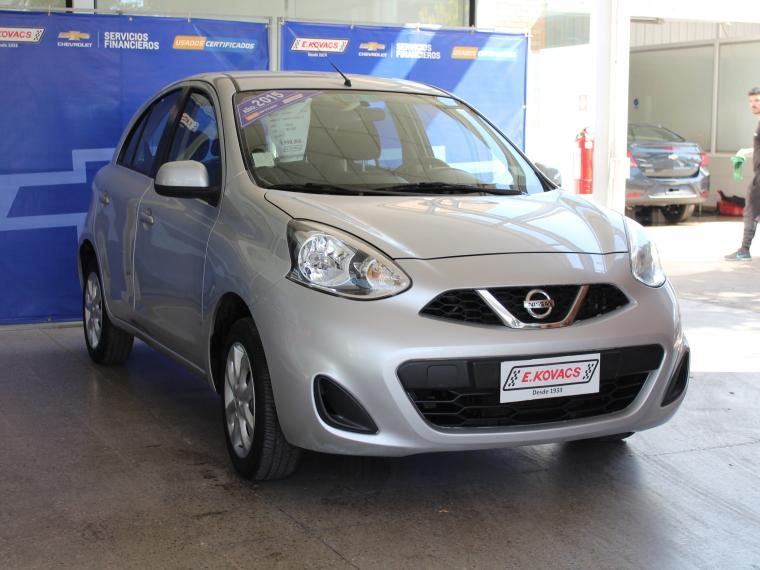 nissan march sense 1.6 aut