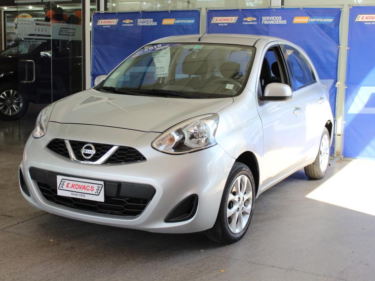 Autos Kovacs Nissan March sense 1.6 aut 2015