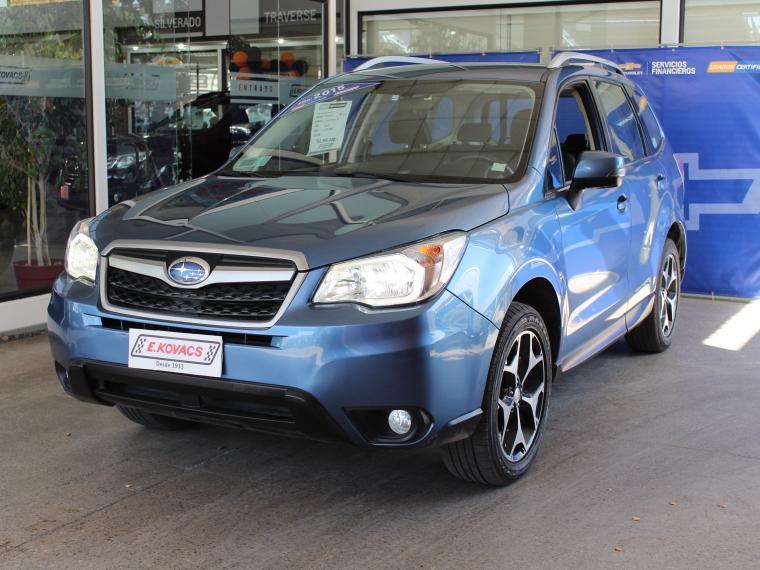 Camionetas Kovacs Subaru Forester awd cvt 2.5i 2015