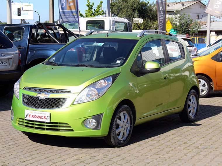 Autos Kovacs Chevrolet Spark gthb lt 1.2 2012