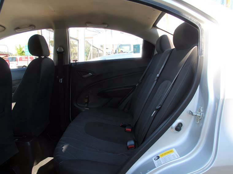 chevrolet sail nb 1.4