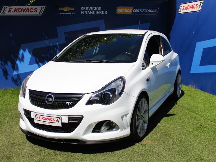 Autos Kovacs Opel Corsa opc 1.6t (ldw) 2015