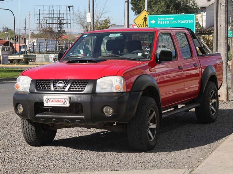 Camionetas Kovacs Nissan Terrano dcab dxs 4x4 2.5 2012
